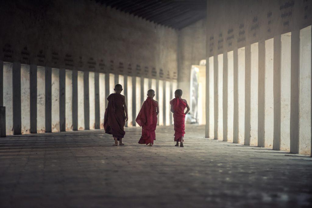 Muslimové žijí v Barmě od 9. století. Toto je jejich historie