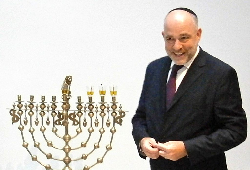 Když strach z muslimů vede židy k tomu, aby krajní pravici malovali na růžovo