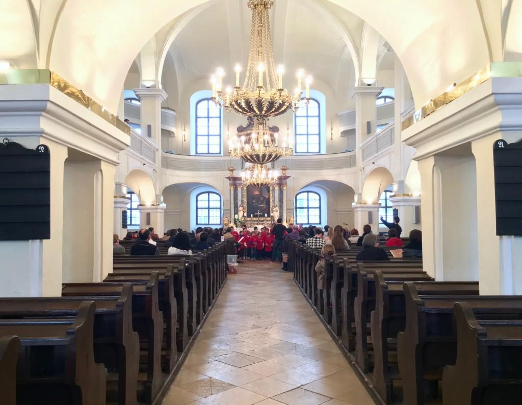 Celý prejav predsedu Islamskej nadácie v evanjelickom kostole