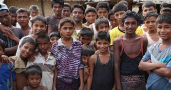 Muslimové Rohingja: kořeny současného násilí