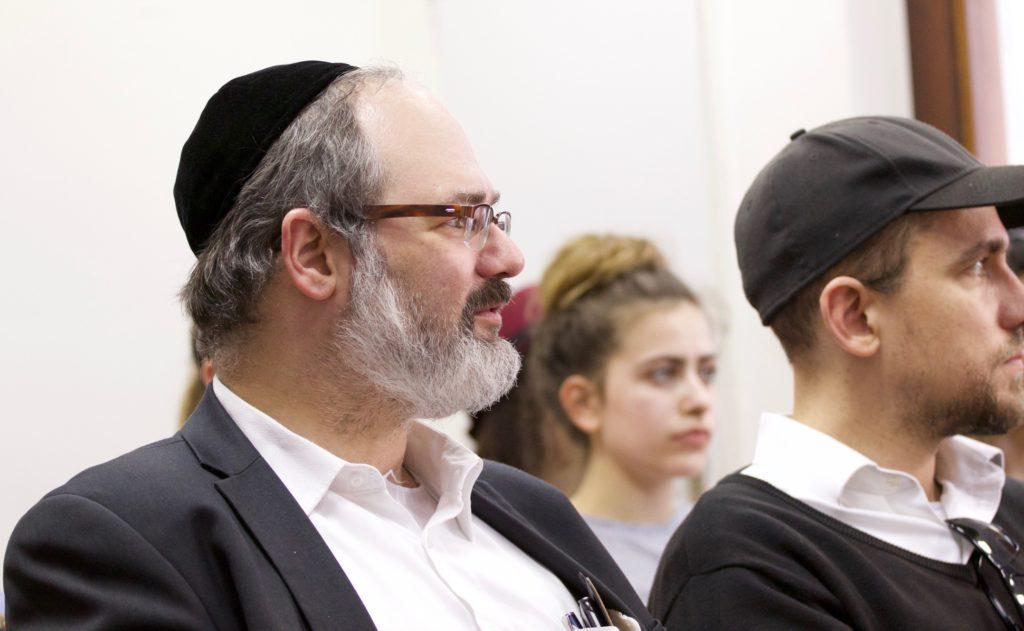 Muslimsko-židovská delegácia zViedne v Bratislave