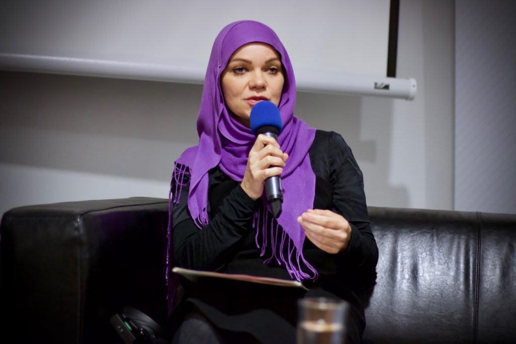 Predseda INS vystúpil v debate o muslimskom aktivizme (+video)