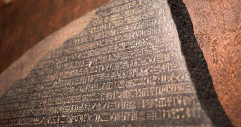 Arabský učenec rozlúštil staroegyptské hieroglyfy dosku 800 rokov pred západom