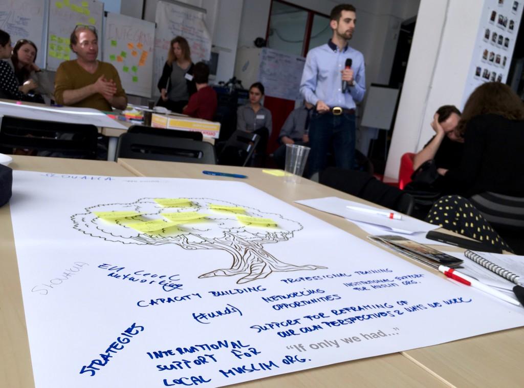 Workshop: Islamofóbia axenofóbia vstrednej Európe