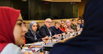 Posolstvo prvého podpredsedu Európskej komisie Fransa Timmermansa pri príležitosti islamského nového roku