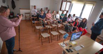 Centrum Córdoba navštívili žiaci bratislavského gymnázia