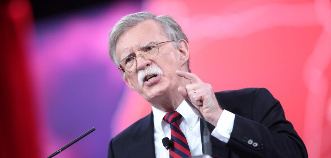 John Bolton predsedal protimuslimskému think tanku