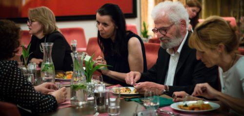 Duchovní lídri aosobnosti večerali so slovenskými muslimami počas pôstneho mesiaca ramadán