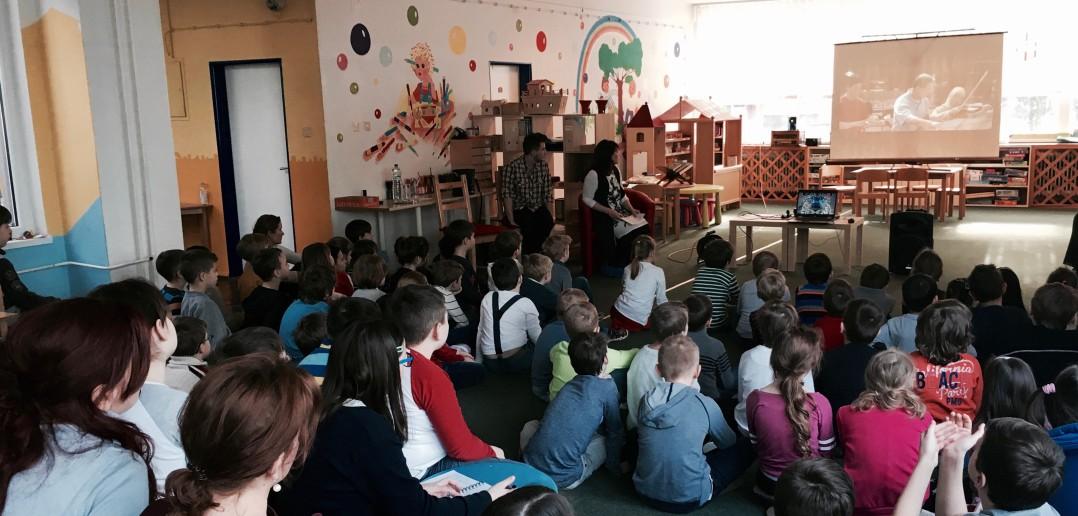 Týždeň náboženstiev na základnej škole v Bratislave