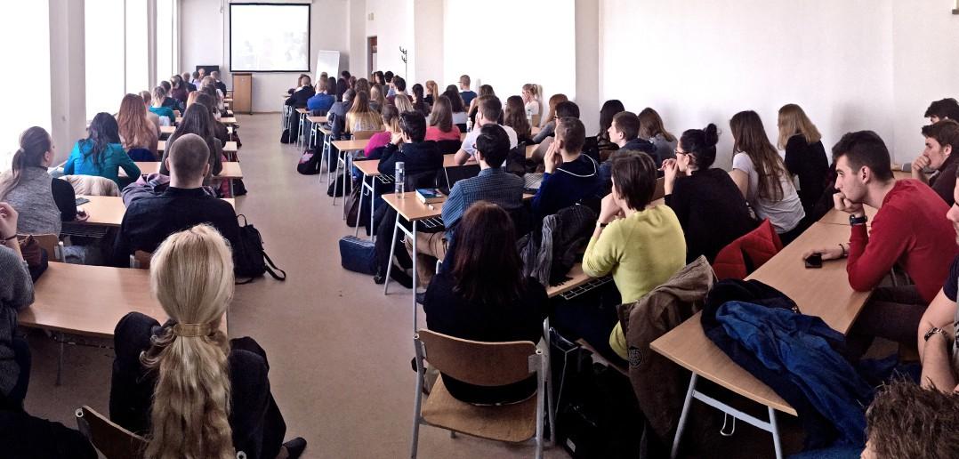 Islám a islamské právo: INS prednášala študentom práva na Právnickej fakulte v Trnave