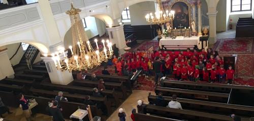 Predseda Islamskej nadácie hovoril vo Veľkom evanjelickom kostole v Bratislave o pomoci utečencom