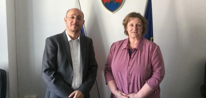 Slovenská ombudsmanka sa stretla s predsedom Islamskej nadácie na Slovensku