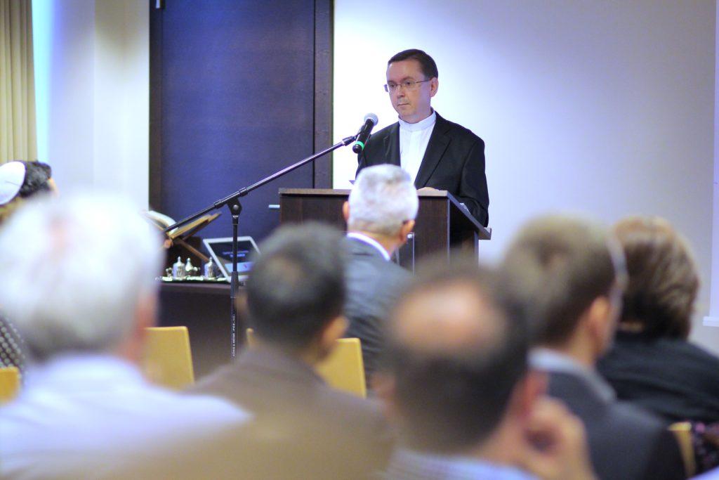 Duchovní lídri a osobnosti večerali cez ramadán so slovenskými muslimami