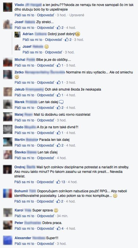 Facebooková stránka portálu Aktuality.sk