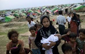 Barmští ultranacionalisté volají po bojkotu muslimských obchodů a firem