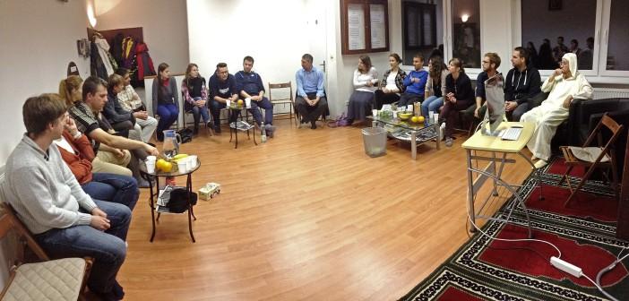 Slovenskí muslimovia v Bratislave privítali členov komunity Sant´Egidia