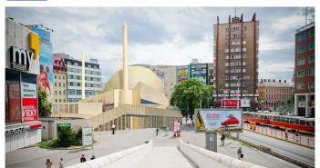 Vymyslená bratislavská mešita