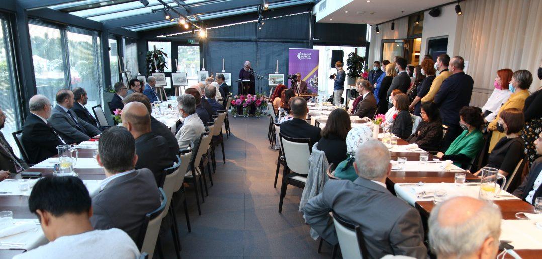 Islamská nadácia na Slovensku usporiadala v Bratislave galavečer s kultúrnym programom