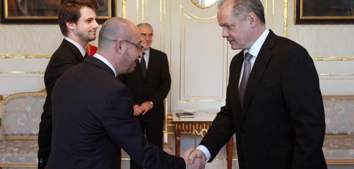 Prezident Andrej Kiska sa stretol s predstaviteľmi islamskej nadácie