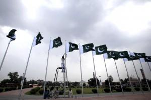 Vlajky Pakistanu