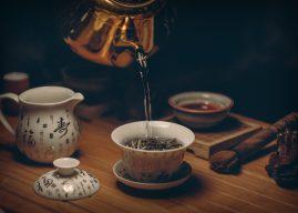 Sladký čaj s (ne)známymi: zamyslenie z jedného posedenia v čajovni