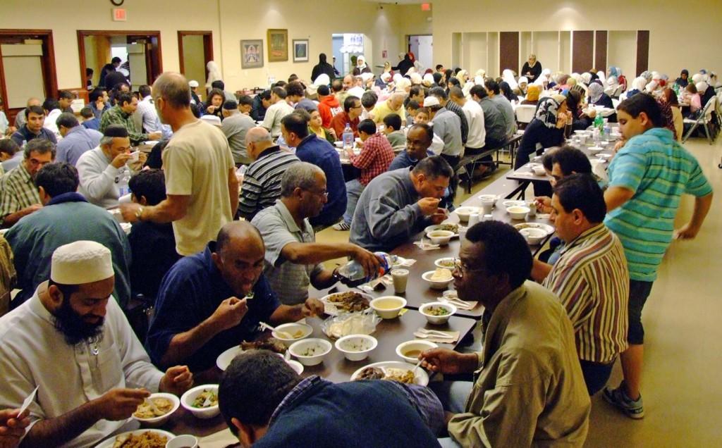 Ramadán: staletá americká tradice